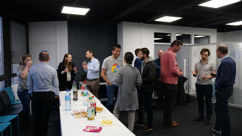 meetup lancement blockchain grand ouest
